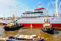 Hafengeburtstag Hamburg 2016 / Eindrücke von dem großen Hafenfest in Hamburg
