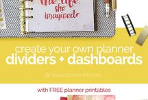 Decorate your planner