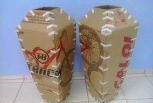 vasos de papelao