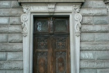 Doors / by Laurie Lopez Silva