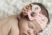 little girl-headband
