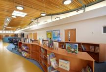 School Interiors / Ideas for how to smarten up interiors at school