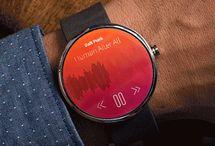 GUI - smartwatch