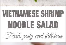Vietnam. Food