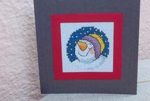 Cross stitch - my work  /  cross stich, scrapbooking , paper , cards ,...