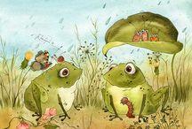 Иллюстрации Виктории Кирдий