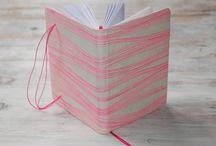Notebooks, handmade