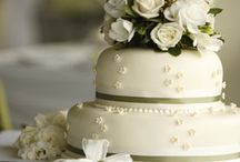 Cakes / Without the wedding cake, the wedding is not complete!