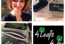 4leafs4joy mode accessoires / 4leafs4joy de leukste mode accessoires voor jou en je vriendinnen.