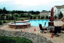 Swimming Pool & Spa Combination