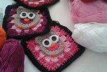Crocheting & Knitting / by Ashley Thomas