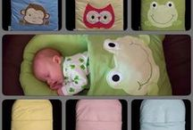 Pillowcase sleeping bag
