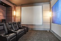 Movie Theaters / Luxurious Movie Theaters in the Hamptons