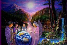 """gedichten / Het begin van een indianengedicht  """"…Vertel uw kinderen dat de aarde onze moeder is. Alles wat de aarde overkomt, overkomt de kinderen van de aarde. Als de mens op de grond spuwt, spuwt hij op zichzelf."""