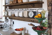 The Ultimate Farmhouse Kitchen