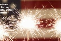 July 4th Party / All Things America! Fourth of July, Independence Day, American Made Products