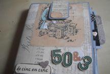 Mis álbumes de scrap / Mini álbumes de scrap
