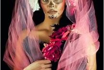 De Los Muertos / Day Of the Dead  costume ideas / by Orissa Barnhill