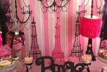 Paris theme party