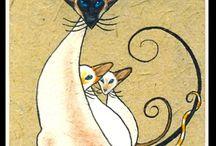 Itämaiset kissat