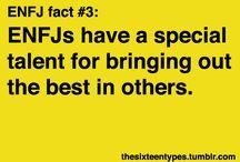 ENFJ  / My personality type.