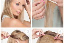 Hair & Make-up / by Judy Barton Duke