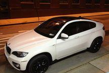 Horváth Szilárd My X6 Again My Alpine white X6 with black rims - XBimmers.com   BMW X6…