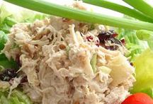 Recipes - Salads / by Amy Hunt