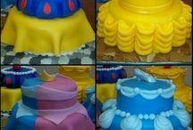 Disney prinsessekake