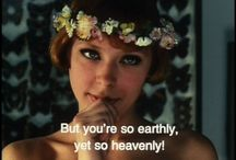 beautiful movies with questionable plots to watch with Sam.  / by Rachel Kertz