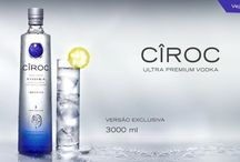 Vodka CÎROC 3 Litros