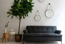 Living Space / by Alison