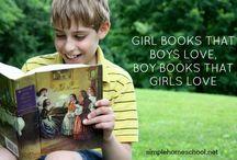 Boys / Books