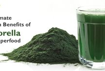 Benefits of Chlorella