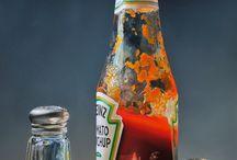 PAINTINGS, STILL LIFE {Art} / by Merrill {ivylanedesigns.etsy.com}