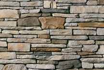 Southern Ledgestone: Cultured Stone® by Boral® / Southern Ledgestone offers a rugged and informal appeal with its rough texture and decided irregularity. Tight-fitted or mortared, Southern Ledgestone can be used to achieve a number of unique treatments.