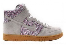 Nike high tops shoes
