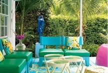 front yard ideas / by Peggy Bozich