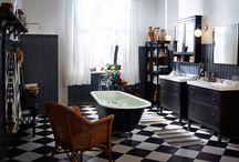 Dekoracje wnętrz - łazienka