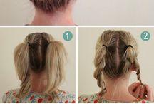 peinados <3 / te enseña a ser distintos peinados paso a paso