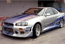 Skyline paul walker