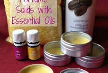 diy skin products for you and me / by Shel F