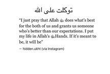 alwys pray...To ALLAH