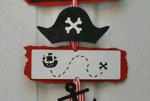 пираты Праздники