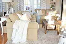Living room / by Rachel Lynn