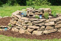 DIY Garten / Gartengestaltung einfach selbstgemacht