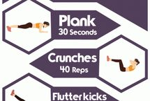 lose belly pooch challemge