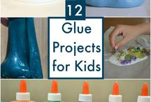 Kiddo kraft / Craft activities for kids