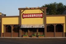 Mocksville, NC Sagebrush