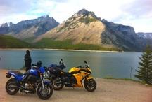 Alberta tourism / Pictures of adventures in Alberta Canada.